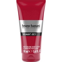 Bruno Banani (Бруно Банани) Woman's Best Body Lotion Лосьон для тела, 150 мл