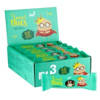nu3 (ну3) Bio Smart Nuts, Macadamia 15X35 г