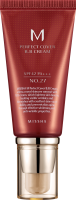 Missha (Миша) Getonte Tagescreme Дневной крем для лица M Perfect Cover BB Cream LSF42 No.27 / Honey Beige, 50 мл