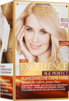 Excellence Краска для волос Age Perfect Sehr helles strahlendes Blond 10.13