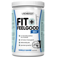LAYENBERGER (ЛАИЕНБЕРГЕР) Fit + Feelgood Slim Vanille-Sahne 430 г
