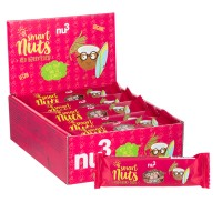 nu3 (ну3) Bio Smart Nuts, Red Berry Coco 15X30 г