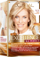 Excellence Краска для волос Age Perfect Helles Goldblond 9.31