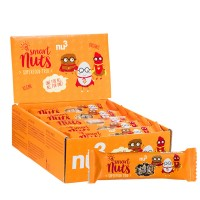nu3 (ну3) Bio Smart Nuts, Superfood Trio 15X40 г