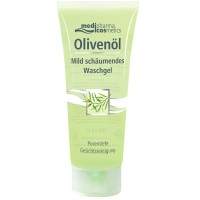 medipharma (медифарма) cosmetics Olivenol Mild schaumendes Waschgel 100 мл