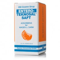 Entero-Teknosal (Ентеро-теносал) Saft 200 г