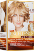Excellence Краска для волос Age Perfect strahlendes Perlblond 8.32