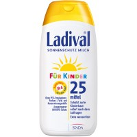 Ladival (Ладивал) Kinder Sonnenmilch LSF 25 200 мл