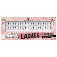 Essence Lashes to Impress Wimpern Falsche Wimpern, 1 мл