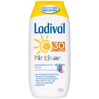 Ladival (Ладивал) Kinder Sonnenmilch LSF 30 200 мл