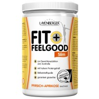 LAYENBERGER (ЛАИЕНБЕРГЕР) Fit + Feelgood Slim Pfirsich-Aprikose 430 г