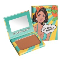 Misslyn (Мисслин)  Summer Pop Art Bronzing & Contouring Powder Pop It Up, Nr. 56 Barbados Babe / 6 мл