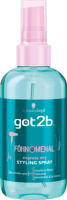 got2b Лак для волос FÖHNOMENAL STYLING SPRAY express dry, 200 мл