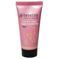 benecos (Бенекос) Natural Light Fluid Foundation Foundation Foundation, 30 мл