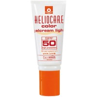 HELIOCARE (ХЕЛИОКЕР) Color Gelcream light SPF 50 50 мл