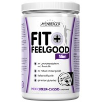 LAYENBERGER (ЛАИЕНБЕРГЕР) Fit + Feelgood Slim Heidelbeer-Cassis 430 г