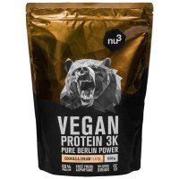 nu3 (ну3) Vegan Protein 3K Shake, Cookies-Cream 1000 г