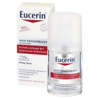 Eucerin (Эуцерин) Anti-Transpirant-Intensiv 72h Pumpspray 30 мл