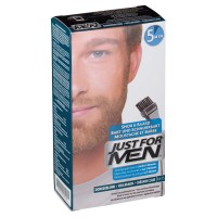 JUST (ЙУСТ) FOR MEN Pflege-Brush-In-Color-Gel hellbraun 28,4 мл