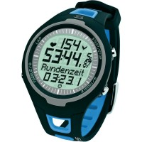 heart rate monitor Монитор сердечного ритма watch with chest strap Sigma PC 15.11 Blue