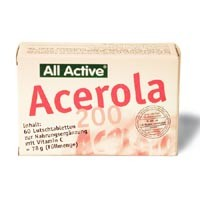 Acerola (Асерола) 200 All Active 60 шт