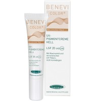 BENEVI (БЕНЕВИ) COLOR UV-Pigmentcreme hell 15 мл