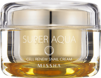 Missha (Миша) Tagespflege Дневной крем для лица Super Aqua Cell Renew Snail Cream, 47 мл