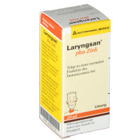 Laryngsan (Ларингсан) plus Zink Losung 20 мл