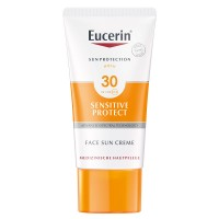 EUCERIN (ЭУЦЕРИН) Sensitive Protect Face Sun Creme LSF 30 50 мл