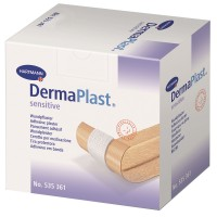DermaPlast (Дермапласт) sensitive Pflaster 8 cm x 5 m 1 шт