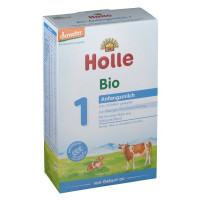 Holle (Хоулл) Bio-Anfangsmilch 1 400 г