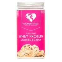 WOMEN'S (ВИМЭН'С) BEST Whey Protein Cookies & Cream 500 г
