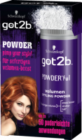 got2b Пудра Для объёма styling Powder'ful, 10 г