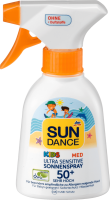 SUNDANCE Med Kids Ultra Sensitive Sonnenspray Солнцезащитный спрей LSF 50+, 200 мл