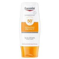 EUCERIN (ЭУЦЕРИН) Sensitive Protect Sun Lotion Extra Light LSF 50+ + 20 ml Eucerin SUN Oil Control GRATIS 150 мл