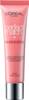 Хайлайтер L'Oreal Paris Perfect Match Highlighter, оттенок 201 Rosy Glow