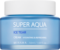 Missha (Миша) Tagespflege Дневной крем для лица Super Aqua Ice Tear Cream, 50 мл