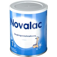Novalac (Новалак) 1 Sauglings-Milchnahrung 800 г