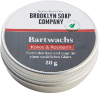 Brooklyn Soap (Бруклин Соап) Company Bartwachs Воск для бороды, 20 г