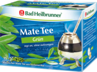 Bad Heilbrunner Mate Чай Grun, 15 x 1,8 г, 27 г