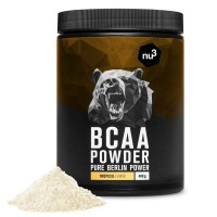 nu3 (ну3) BCAA Pulver, Tropical 400 г