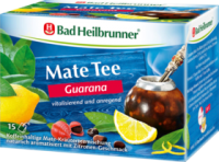 Bad Heilbrunner Mate Чай Guarana, 15 x 1,8 г, 27 г