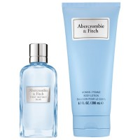 Abercrombie & Fitch Blue Woman Duftset First Instinct Woman, 1 шт.