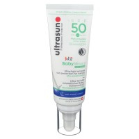 ultrasun (ультрасан) Baby Mineral Face & Body Gel SPF 50 100 мл