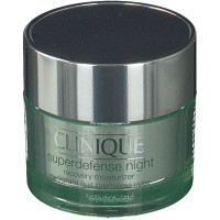 CLINIQUE (КЛИНИКЬЮ) Superdefense Night Recovery Moisturizer 50 мл
