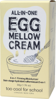 too cool for school EGG Mellow Cream Tagescreme Дневной крем для лица, 50 г