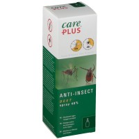 Care (Кар) Plus Anti-Insect DEET Spray 40% 100 мл