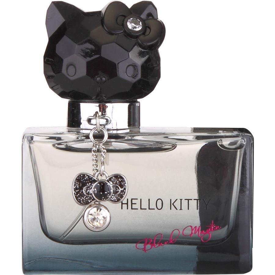 купить Hello Kitty хелло китти Black Magic Eau De Parfum