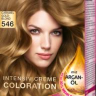 Haarfarbe poly palette test