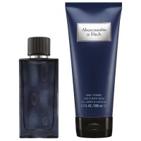 Abercrombie & Fitch Blue Duftset First Instinct, 1 шт.